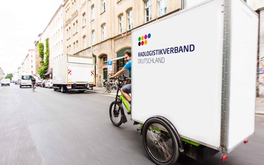 Alternativlos: Radwege und Ladeinfrastruktur für Lastenräder schaffen