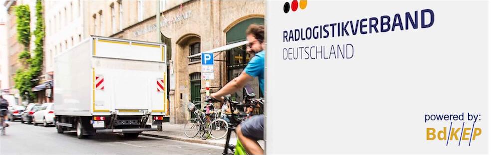 Radlogistik 2021 – digitale Fachkonferenz des RLVD