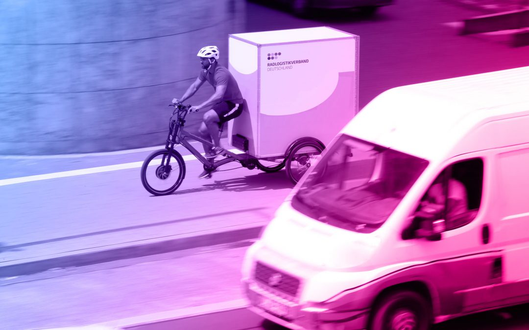 1. Nationale Radlogistik-Konferenz: Cargobikes mit großem Potential in der urbanen Logistik