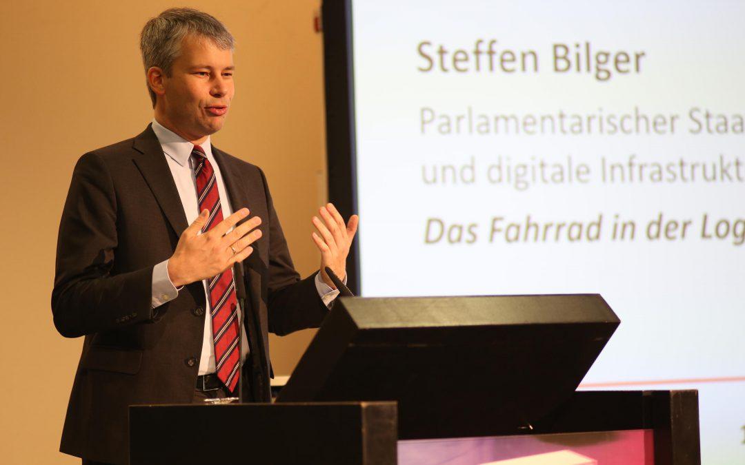 1. Nationale Radlogistik-Konferenz: Urbane Logistik soll nachhaltiger werden