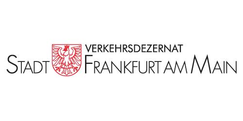 Logo Verkehrsdezernat Frankfurt