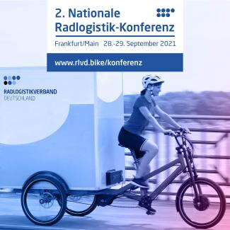 Radlogistik Konferenz Frankfurt